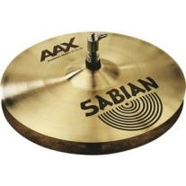 """Sabian AAX 13"""" Fusion Hi Hats"""