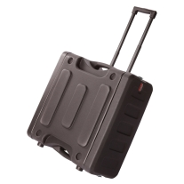 Gator GPror4u19 4-Space Rolling Rack Case