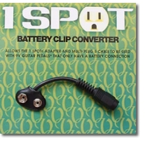Visual Sound CBAT Battery Clip Converter