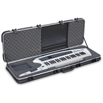 SKB SKB-44AX Hardshell Case for Roland AX-Synth with TSA Latches and Over-Molded Handle