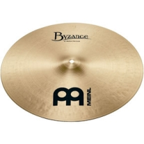 "Meinl 17"" Byzance Traditional Medium Thin Crash Cymbal"
