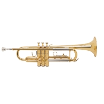 BACH MODEL TR200 - STEP UP BB TRUMPET in LACQUERED FINISH