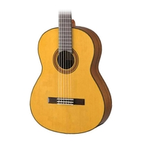 Yamaha CG162S Spruce Top Classical Guitar - Natural