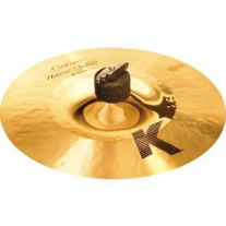 "Zildjian K Custom Series 9"" Hybrid Splash Cymbal"