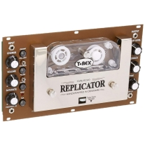 T Rex Replicator Module True Tape Echo Housed In Compact Eurorack Module