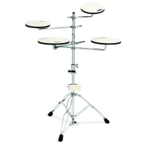 DW Drum Workshop CPPADTS5 Go Anywhere Pad Set with Stand