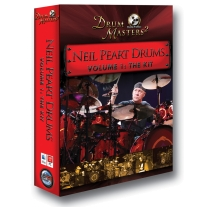 Sonic Reality Neil Peart Drums: The Kit for Bfd - Digital Download