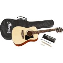 Ibanez IJV30 3/4 Jampack Quickstart Dreadnought Acoustic Guitar Pack