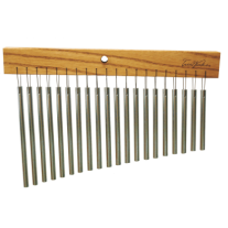 Treeworks 20 Bar Chimes on White Ash