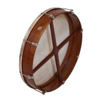 "Mid East BTGR 18"" Outside Tuneable Bodhran Drum"