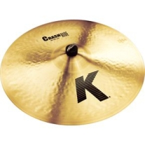 "Zildjian K Series 20"" Crash Ride Cymbal"