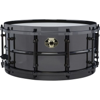 Ludwig LW6514 Black Magic Snare Drum