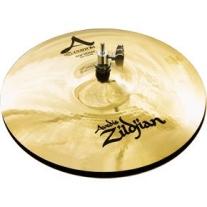 "Zildjian A Custom Series 13"" Hi Hat Cymbals"