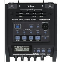 Roland R-44 4-Channel Solid State Field Recorder
