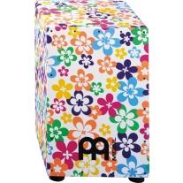 Meinl HCAJ2FP Headliner Series Cajon with Flower Pot Motif