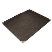 Kaces KCP-5 Pro Drum Rug with Nylon Carry Bag