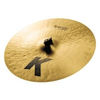 "Zildjian K Series 17"" Dark Thin Crash Cymbal"
