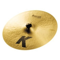 "Zildjian K Series 15"" Dark Thin Crash Cymbal"