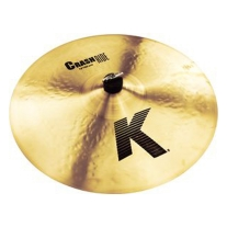 "Zildjian K Series 18"" Crash Ride Cymbal"