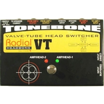 Radial Tonebone Headbone VT Valve Tube Amp Head Switcher