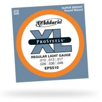 D'Addario EPS510 Regular Light 10-46