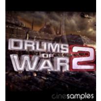 Big Fish Cinesamples Drums of War 2