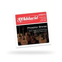 D'Addario EPBB170 Phosphor Bronze 45-100 Long Scale