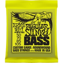 Ernie Ball 2832 Regular Slinky Bass Nickel Wound .050 - .105