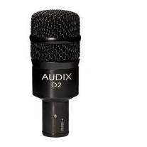 Audix D2 Dynamic Hypercardioid Microphone