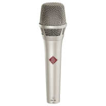 Neumann KMS104 Cardioid Condenser Vocal Mic in Nickel Finish