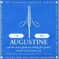 Augustine Blue Label High Acoustic Strings