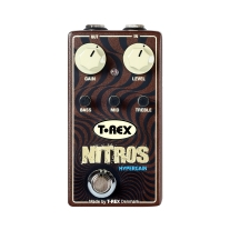 T Rex Nitros High Gain Distortion Pedal