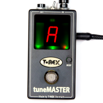 T Rex Tunemaster Chromatic Pedal Tuner
