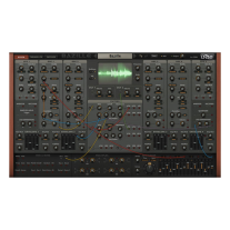 U-He Bazille Digital Modular Synth Plug-In