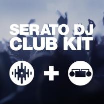 Serato DJ Club Kit with Serato DJ and DVS Expansion