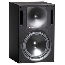 "Genelec 1032B 10"" 2-Way Bi-Amplified Active Monitor (Single) Black Veneer"