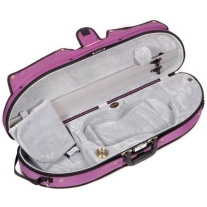 BOBELOCK PUFFY HALF MOON SUSPENSION 4/4 VIOLIN CASE