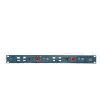 BAE 1073 Dual-Channel Mic Pre