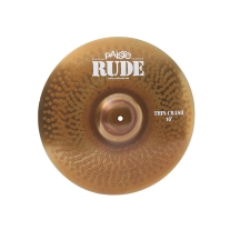 "Paiste Rude Cymbal Thin Crash 16"""