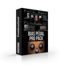 Positive Grid BIAS Pedal Pro Pack Bundle