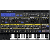 Image-Line Poizone Subtractive Synthesizer Plug-In