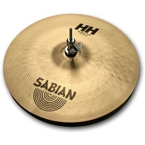 "Sabian 14"" HH Medium Hi-Hat Cymbals"
