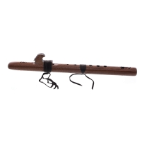 High Spirit's 115-W Kestral Flute In E - WALNUT