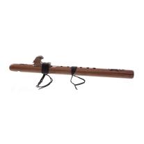 High Spirit's 116-B Kestral Flute In F# WALNUT