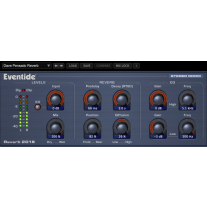 Eventide 2016 Stereo Room Algorithm Plug-In From The SP2016