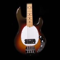 Ernie Ball Music Man 40th Anniversary Old Smoothie Stingray Bass w/ Case