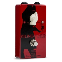 Seymour Duncan Killing Floor High Gain Boost Guitar Effects Pedal