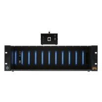 Bae 11-Space 500-Series Rack with Power Supply