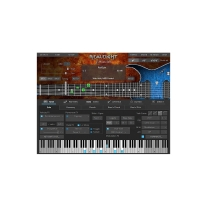 Musiclab RealEight Virtual Instrument Plug-In