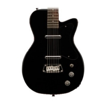 Silvertone 1303/U2 Black Electric Guitar